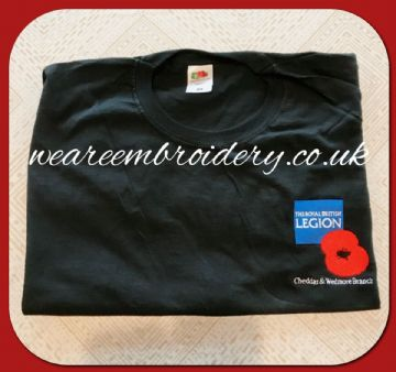 RBL T-shirt - Extra Sizes